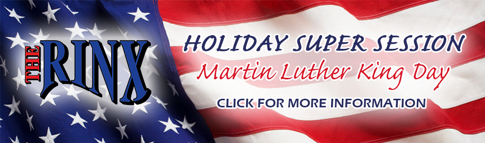 Martin Luther King Day Super Session Click For Information