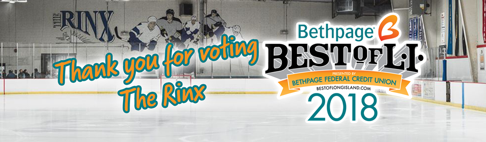 The RInx-Best Ice Rink on Long Island 2018