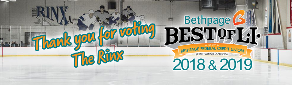 The RInx-Best Ice Rink on Long Island 2018 & 2019